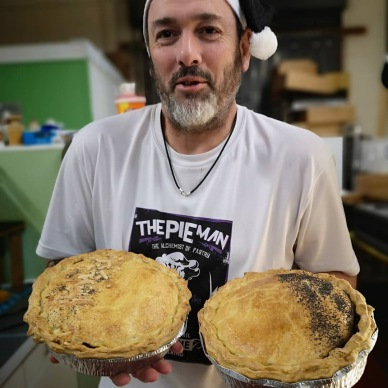 Premier pastries ( the pieman)